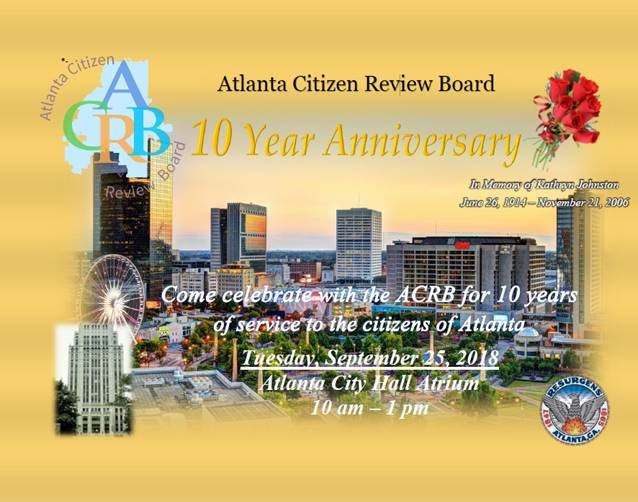 ACRB 10th Year Anniversary